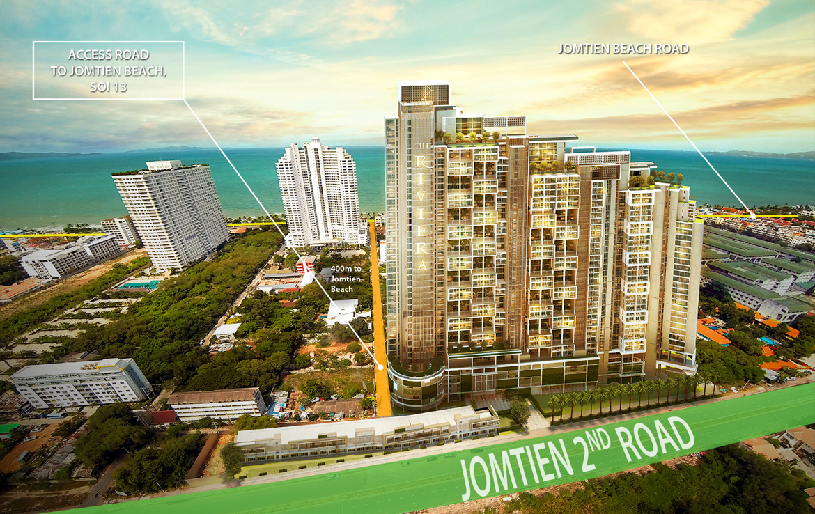 2 bedroom for sale at Riviera